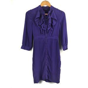 Club Monaco Wilona Silk Dress